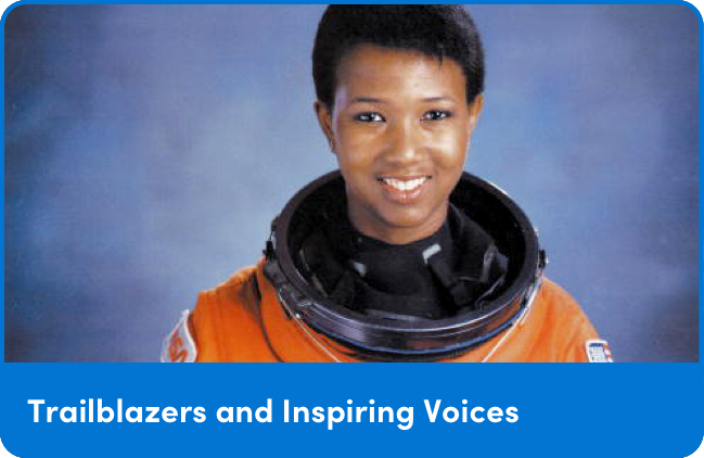 trailblazers and inspiring voices