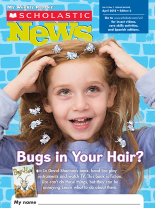 Bugs In Your Hair