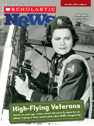 High-Flying Veterans - Nov /Dec  2018