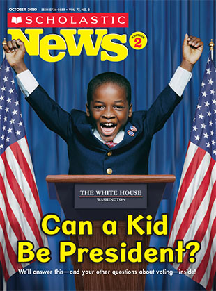 Can A Kid Be President October 2020